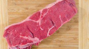 Viande Du bœuf contaminé vendu au rabais aux industriels