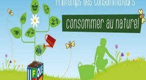 Printemps des consommateurs : 8 façons de consommer au naturel