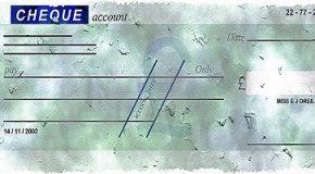 Idée reçue N°34 : remise chèque et libération dette