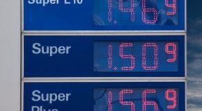 Le prix des carburants