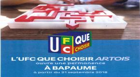 Ouverture d'une permanence à BAPAUME le 21 Septembre 2018