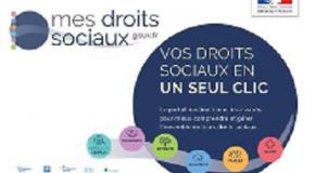 Les nouveautés du site mesdroitssociaux.gouv.fr