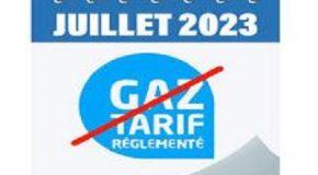 Suppression du tarif réglementé du gaz : foire aux questions