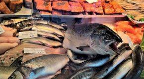 Produits de la mer : la moitié des établissements en infraction