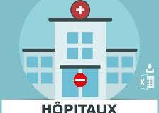 Visites dans les établissements de santé