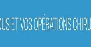 Questionnaire : vous et vos opérations chirurgicales