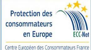 Newsletter Mai 2021 : Communiqué de presse du Centre Européen des Consommateurs