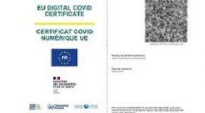 Le pass sanitaire devient européen à partir du 1er juillet